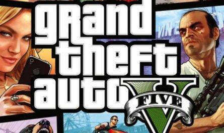 Grand Theft Auto V Cr