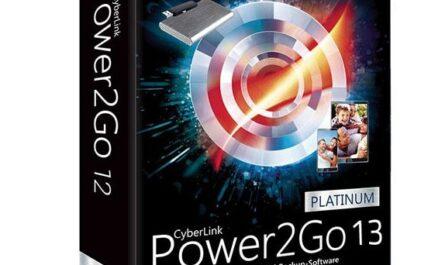CyberLink Power2Go Plat
